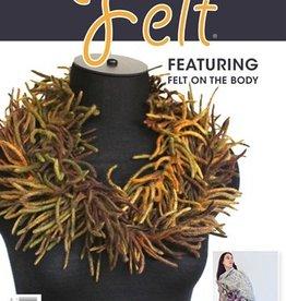 Interweave Felt Magazine, Issue 17, June 2017
