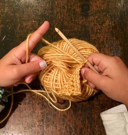 Spun Fibre Kids Learn to Crochet