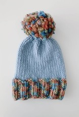 Chill Chunky Hat with Pom