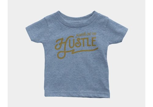 Shop Good Always on the Hustle Kids Tee