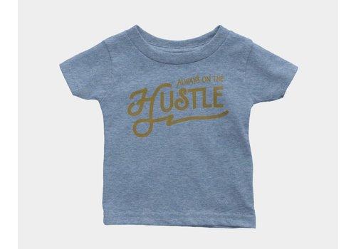 Shop Good Always on the Hustle Kids Tee