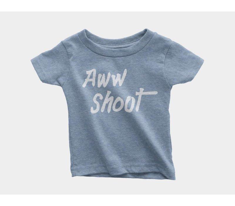 Aww Shoot Kids Tee