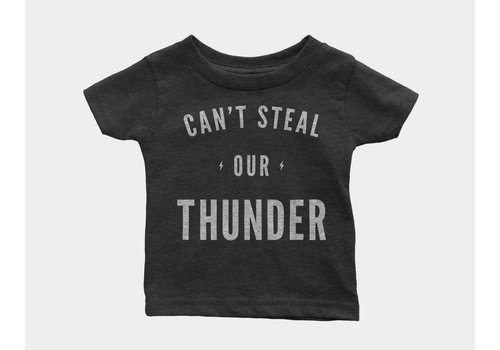 Shop Good Can't Steal Our Thunder Kids Tee