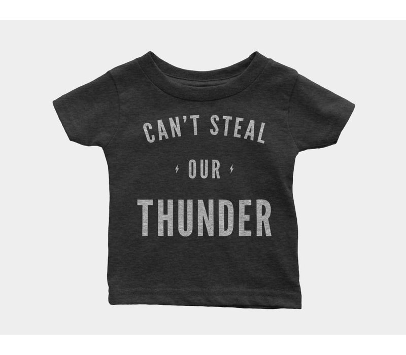 Can't Steal Our Thunder Kids Tee