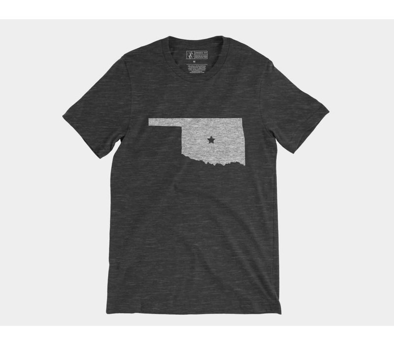 Center of OK Tee