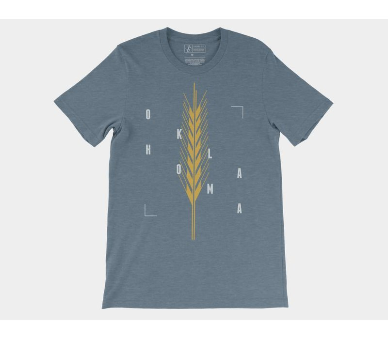 Golden Wheat Tee