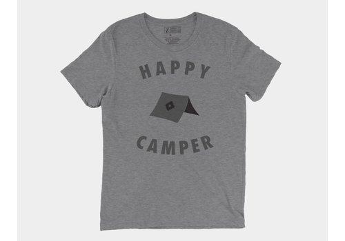 Shop Good Happy Camper Tee