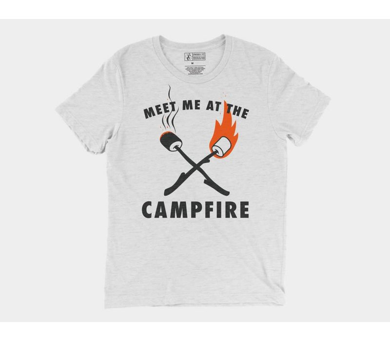 Meet Me at the Campfire Tee