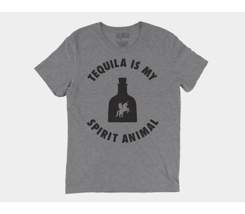 Tequila Is My Spirit Animal Tee