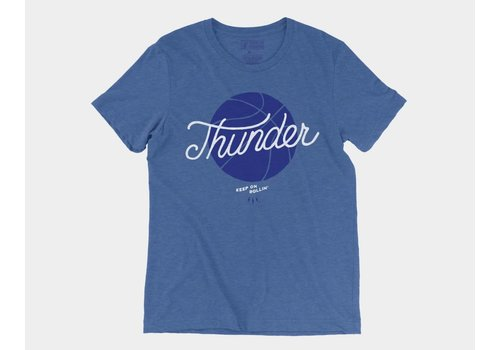 Shop Good Thunder Basketball Tee