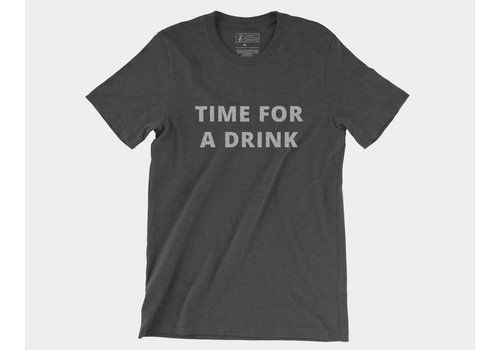 Shop Good Time For A Drink Tee