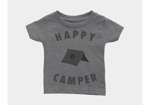 Shop Good Happy Camper Kids Tee