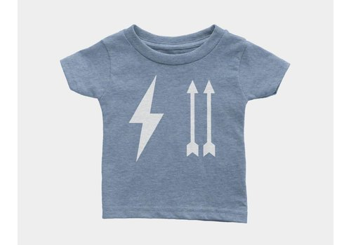 Shop Good Thunder Up Kids Tee