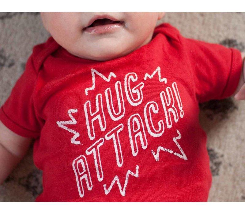 Hug Attack Infant Onesie