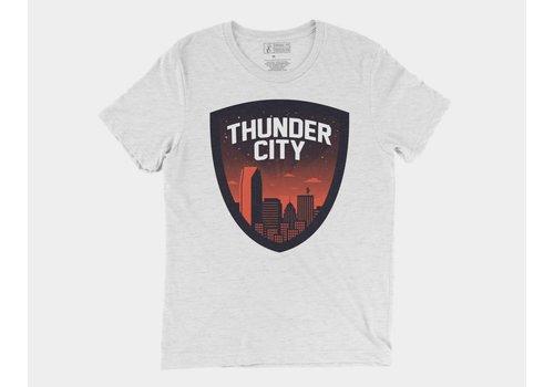 Shop Good Thunder City Shield Tee