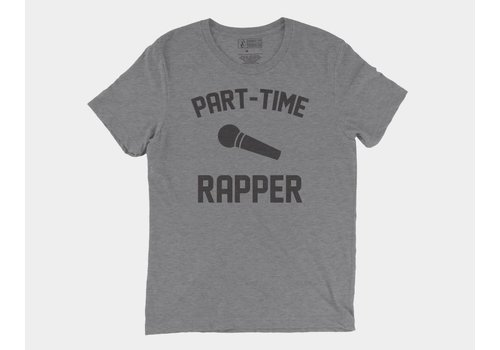 Shop Good Part-Time Rapper Tee