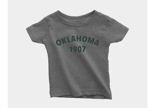 Shop Good Oklahoma Heritage Kids Tee