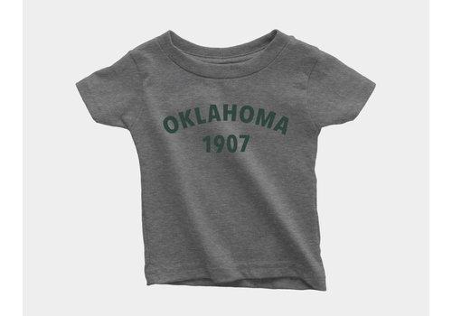 Shop Good Oklahoma Heritage Kids Tee