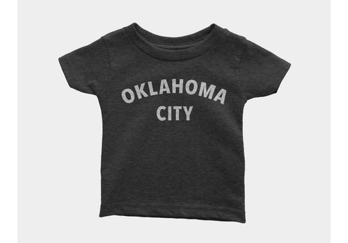 Shop Good OKC Heritage Kids Tee