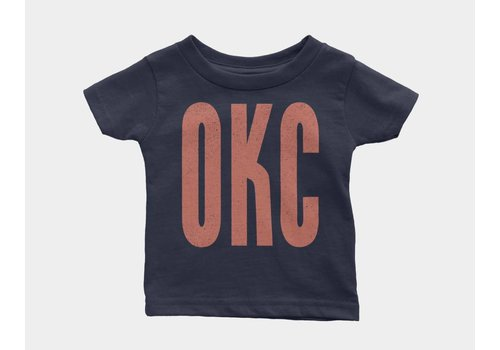 Shop Good OKC Kids Tee