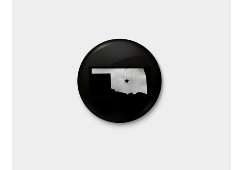 Shop Good Center of OK Pinback Button