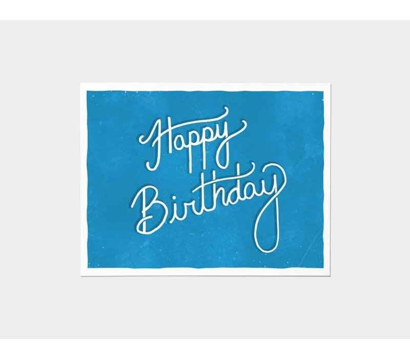 Happy Birthday Card Shop Good Shop Good