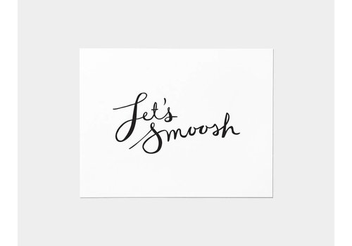 Shop Good Let's Smoosh Card