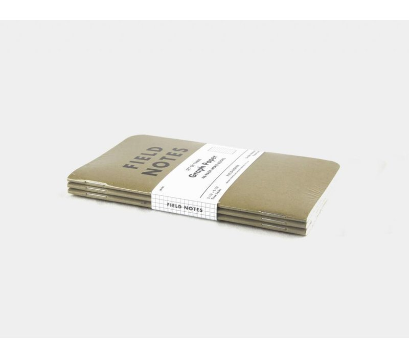 Field Notes - Classic 3-Pack