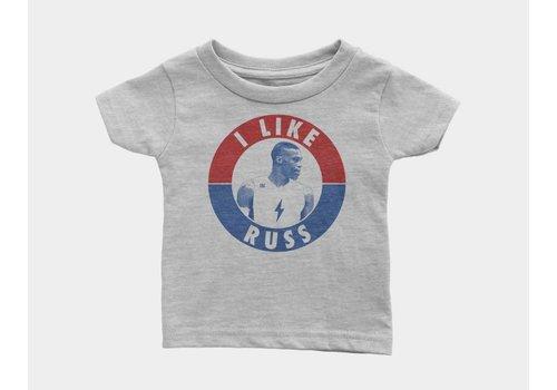 Shop Good I Like Russ Kids Tee