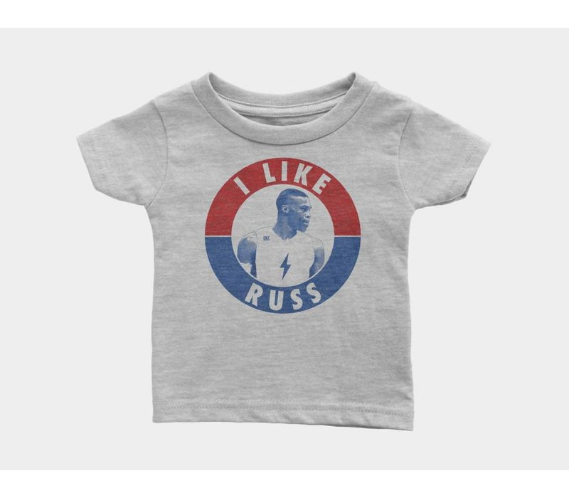 I Like Russ Kids Tee