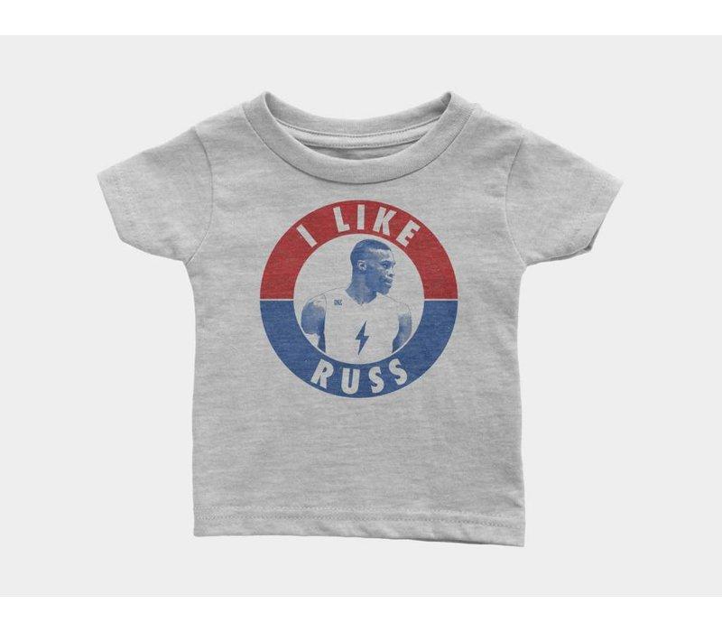I Like Russ Kids Tee