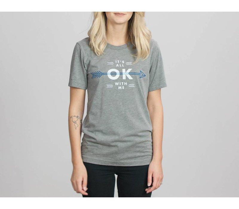 It's All OK Tee