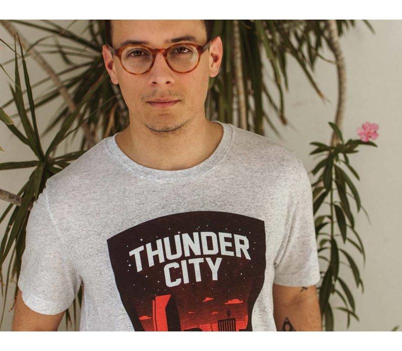 Thunder City Shield Tee