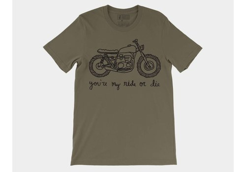 Shop Good Ride or Die Tee