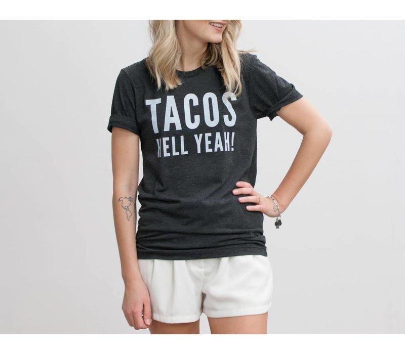 Tacos Hell Yeah! Tee