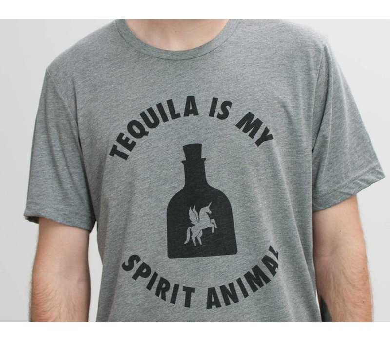 Tequila Is My Spirit Animal Tee