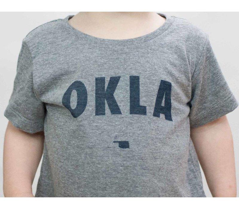 OKLA Kids Tee