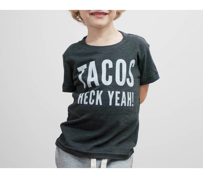 Tacos Heck Yeah! Kids Tee