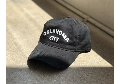 Shop Good OKC Heritage Hat Black