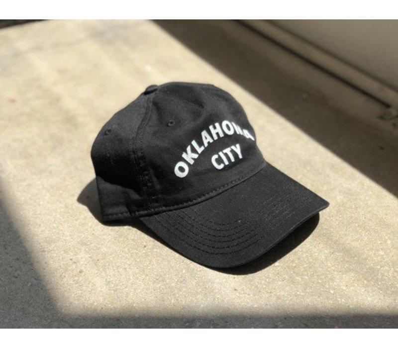 OKC Heritage Hat Black