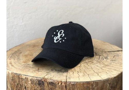 Shop Good SG Monogram Hat Black