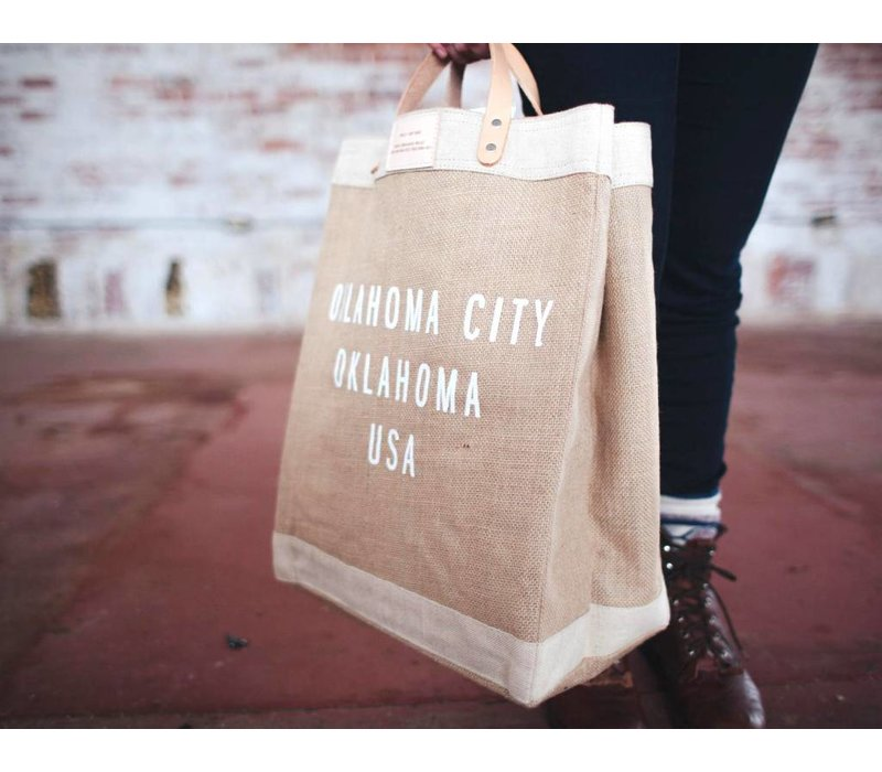 Oklahoma City Market Bag