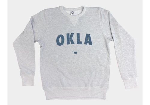 Shop Good OKLA Pullover Sweatshirt