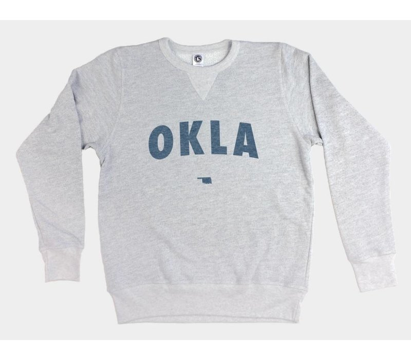 OKLA Pullover Sweatshirt