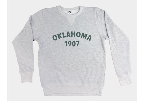 Shop Good Oklahoma Heritage Pullover Sweatshirt