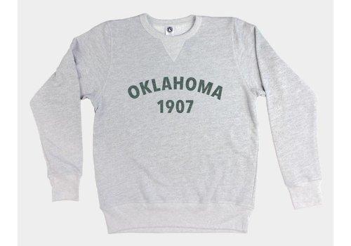 Shop Good Oklahoma Heritage Pullover Sweatshirt