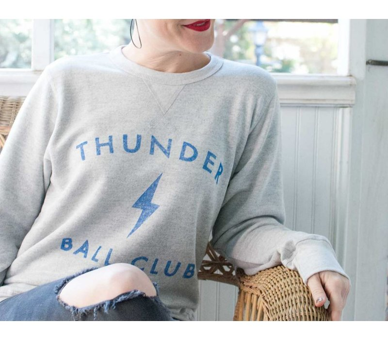 Thunder Ball Club Pullover Sweatshirt
