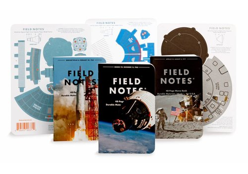 Field Notes Field Notes - 3 Missions 3-Pack
