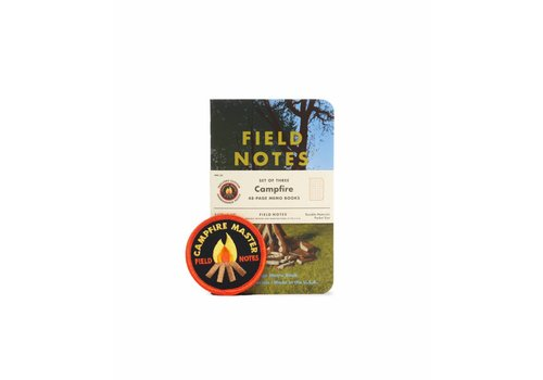Field Notes Field Notes - Campfire 3-Pack