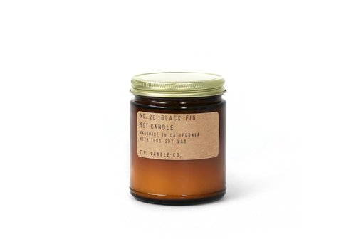 PF Candle Black Fig Soy Candle